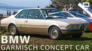 BMW's 'lost' Garmisch Concept Car