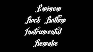 Eminem - Rock Bottom (The Instrumental) Remake (HD)