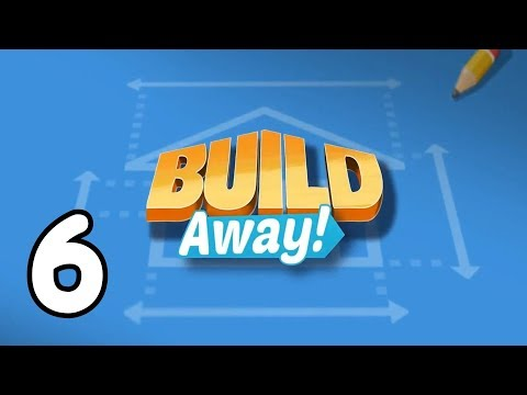 """Build Away! - 6 - """"Haunted House, Gold Briefcase"""""""