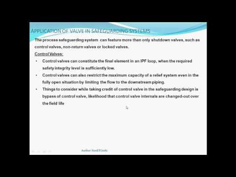 Lecture 1 - Process safeguarding Part 1