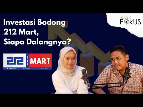 Heboh Dugaan Investasi Bodong 212 Mart, Siapa Dalangnya?
