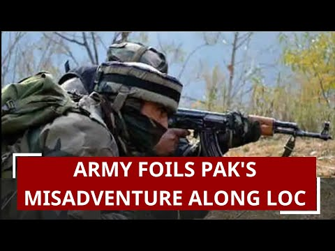 Indian Army crushes Pakistan Border Action Team's infiltration attempt