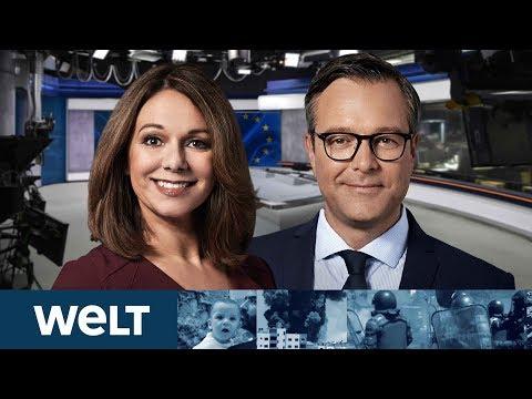 WELT SONDERSENDUNG: So lief die Europawahl 2019 in Deutschland und Europa