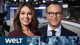 WELT SONDERSENDUNG So lief die Europawahl 2019 in Deutschland und Europa