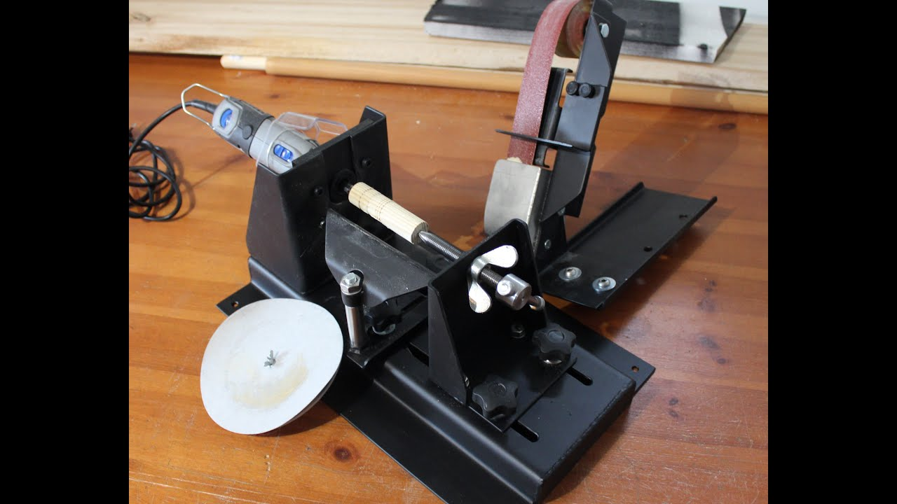 Metal Working Making Quot Dremelathe Quot Small Rotary Tool