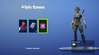 [EXCLUDEd] HAVE A SKIN AND A DOS SAC FOR FREE ON FORTNITE BATTLE ROYALE!!!
