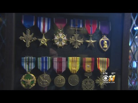 Antique Store Find Leads To Search For Purple Heart Recipient