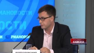 F. Voitolovsky sees no crisis in US-Russian relations