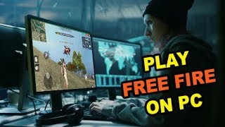 How to Play Free Fire on Pc Mouse + Keyboard (100% Working)