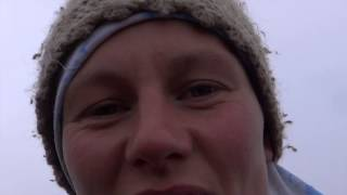 Permafrost research in NE-Greenland - Ten students one goal