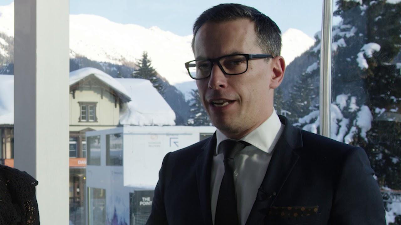 Hub Culture Davos 2019 - Prof. Olivier Oullier, President of EMOTIV