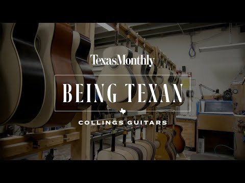 Being Texan: Collings