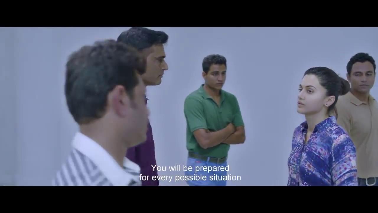 Download Naam Shabana Trailer Taapsee Pannu