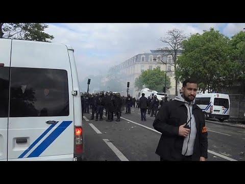 euronews (em português): Alto funcionário do Eliseu que espancou manifestante será despedido