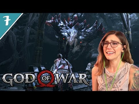 Into the Mountain! | God of War Pt. 7 | Marz Plays