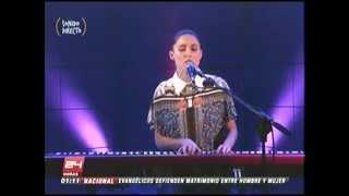 Francisca Valenzuela - Prenderemos Fuego al Cielo (Sesiones 24)
