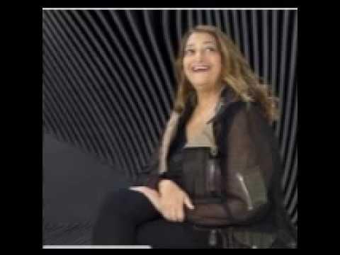 Dame Zaha Hadid run away interview