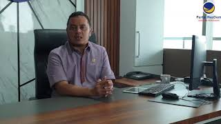 Willy Aditya RUU PPRT Mangkrak 16 thn