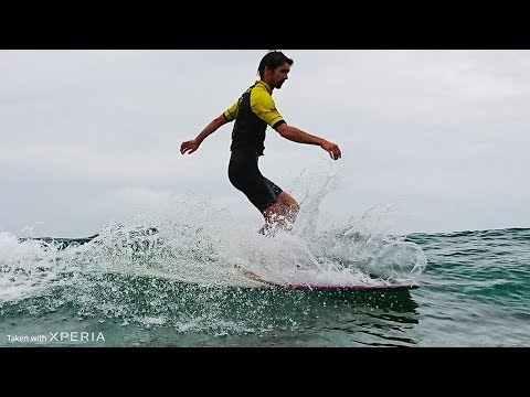 Taken with Xperia – Reveal incredible drama in Super slow motion