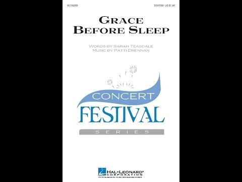 Grace Before Sleep - Music by Patti Drennan