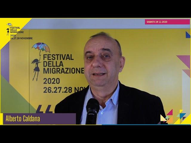 Festival migrazione 2020 // Siamo tutti cittadini // Intervista Alberto Caldana