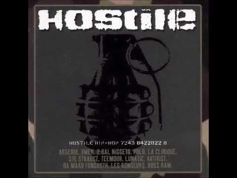 Hostile - 1996 (COMPIL)
