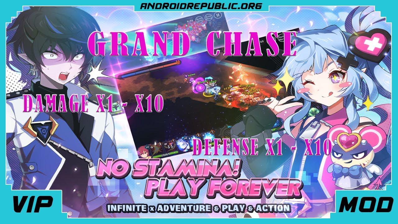 Grand Chase VIP MOD