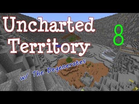 Uncharted Territory w/ The Degenerates - Part 8 - Typo the Housewife