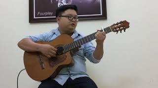 Em Đã Thấy Mùa Xuân Chưa | Mèo Ú Solo| Guitar Buồn Nhất