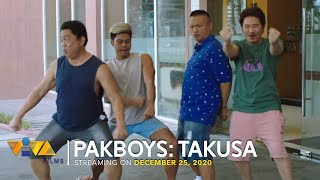 PAKBOYS: TAKUSA Official Trailer | MMFF 2020