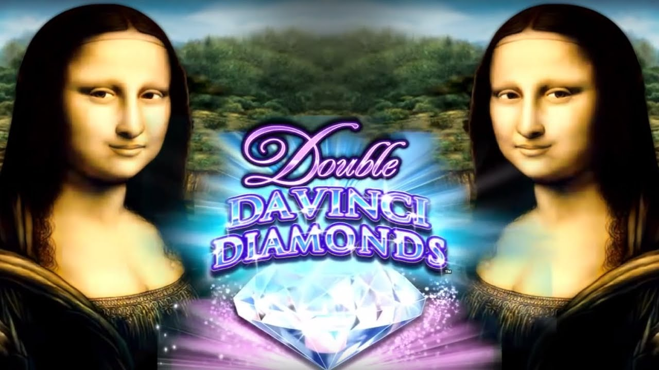 Double Davinci Diamonds Slot Nice Bonus Session Youtube
