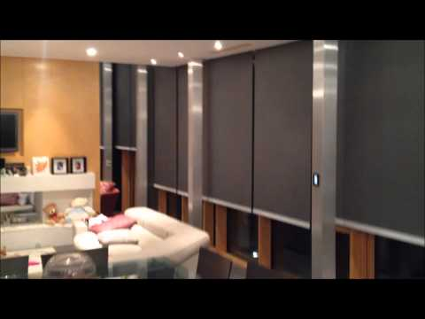 Motorised Roller Blinds
