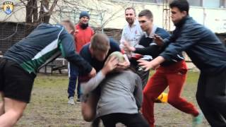 "Азов рекомендує ""Регби клуб Политехник Киев"""