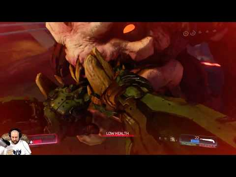 The Vega, The Well and The End - DOOM walkthrough part 7 |…