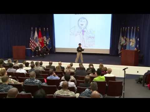 ADM Michelle Howard discusses Women's Equality Day