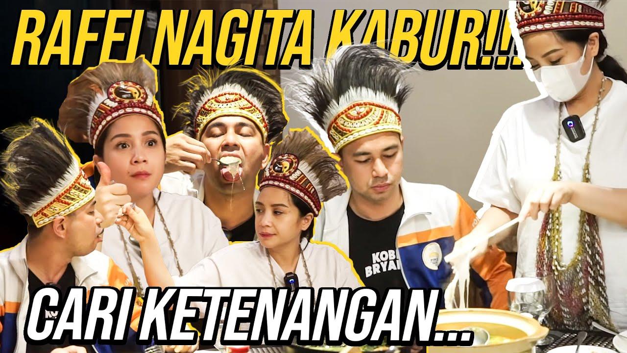 NEKAT SIH !!! RAFFI NAGITA PACARAN SEHARIAN DI PAPUA ???!!!