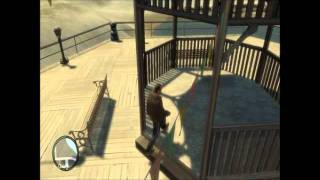 GTA IV highest settings gameplay Dual-Core E6600 and ATI Radeon HD5570 1GB GDDR