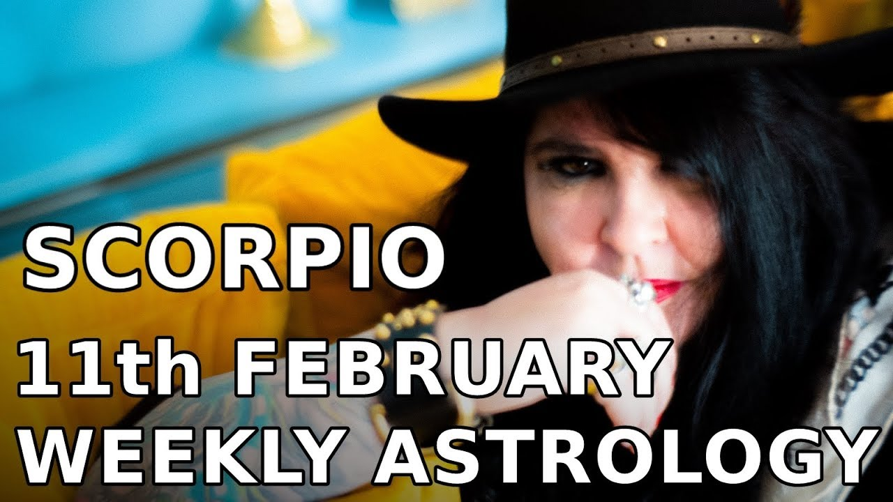 Related scorpio weekly astrology forecast 5 february 2020 michele knight