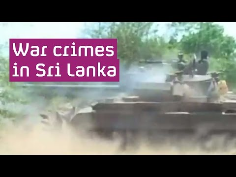 Sri Lanka UN report: 'most likely' war crimes on both sides