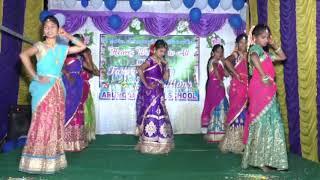 Telanganalo putti dance