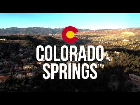 Colorado Springs CO City Video | Pink Realty