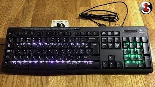 подсветка клавиатуры  с регулировкой яркости своими руками