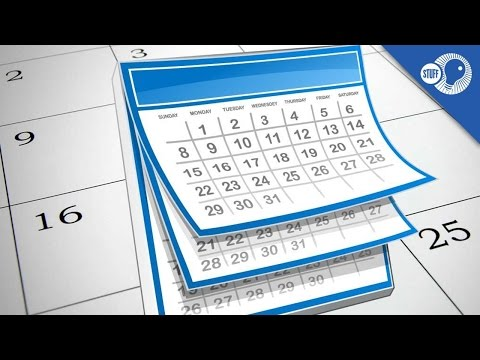 The Modern Calendar: Where did it come from? | Stuff of Genius