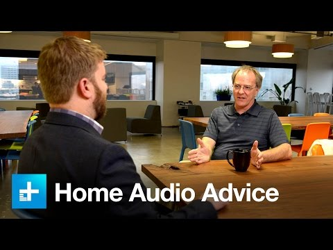 Home audio secrets with speaker savant Andrew Jones