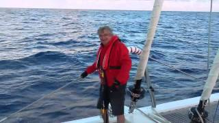 ARC 2013  Atlantic race cruisers Catamaran Lagoon 560 Blue Ocean