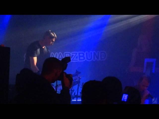 Schwarzbund - Kommen und gehen (live@B58 Braunschweig 6.4.2013)