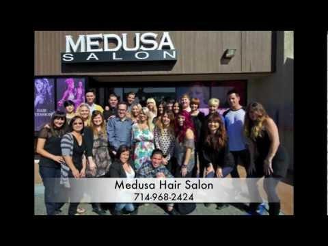 Medusa Hair Salon Huntington Beach CA 714-968-2424