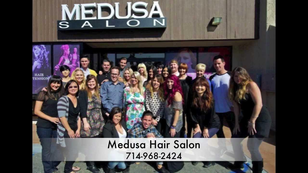 Medusa Salon Huntington Beach