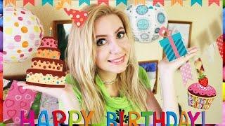 Идеи подарков на день рождения Своими руками Идеи для вечеринки DIY Party Quick Treats Party favors(Яркие идеи для праздничной вечеринки на день рождения! Видео о подарках DIY: https://www.youtube.com/watch?v=SOxihtX2RJM Наш..., 2015-03-29T08:25:56.000Z)