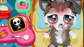 Уход за питомцами - игра для девочек